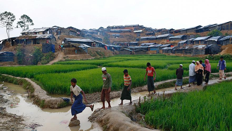 UN urges Myanmar to end violence against Rohingyas