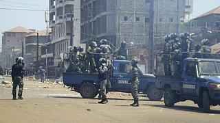 Riot in Guinean bauxite mining town: forces kill 1, several wounded