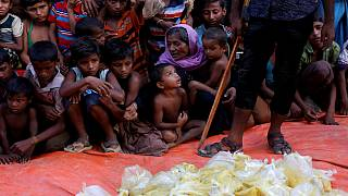 UN says Rohingya exodus from Myanmar is humanitarian catastrophe