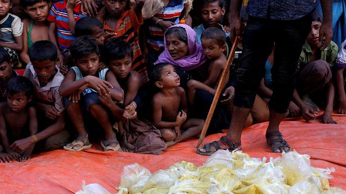 La ONU pide a Birmania que suspenda las operaciones militares contra los Roginyás