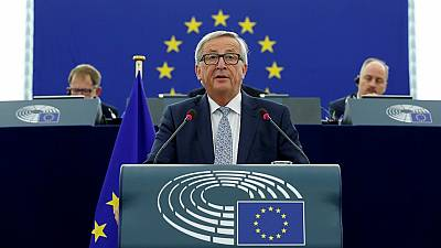 EU president says Europe is at risk if it fails to step up contribution to Africa