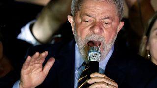 """Lula, ante el juez, dice ser víctima de una """"caza de brujas"""""""