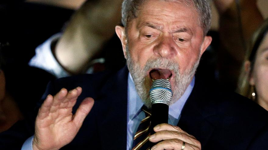 Lula cries foul over fresh corruption charges