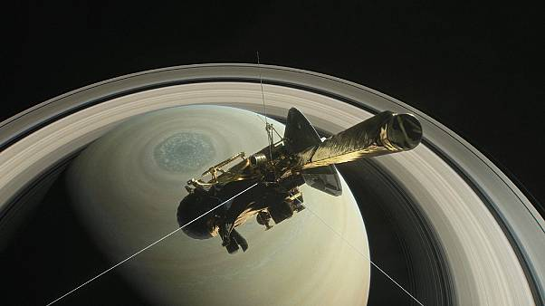 End of space mission for Cassini