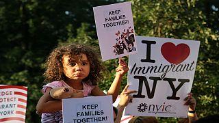A demokratákkal egyeztetett Trump az illegális bevándorlók gyerekeiről