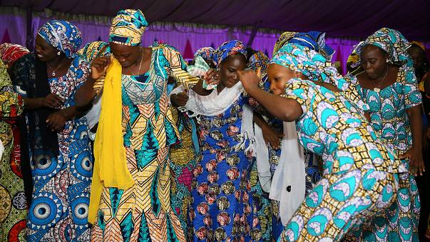 Nigeria's freed Chibok girls prepare to go home