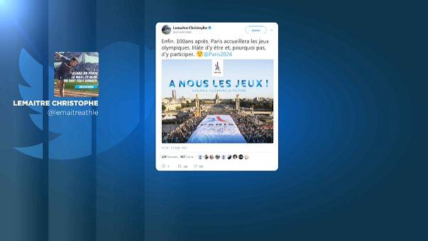 #JO2024Paris : la joie des champions français !