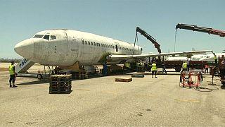 """Alemanha volta a resgatar o trágico """"voo 181"""""""