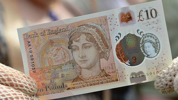 What you need to know about the UK's new £10 note