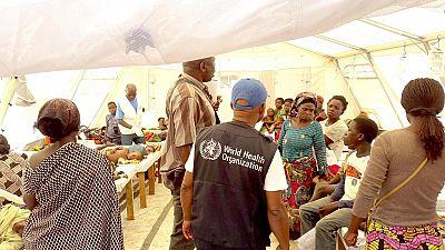 Un plan opérationnel contre l'épidémie de choléra en RDC