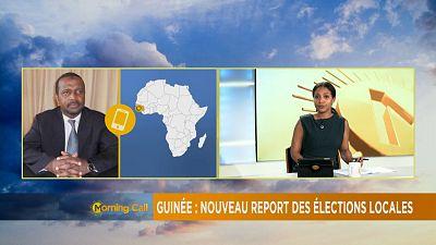 Guinée : Nouveau report des élections locales [The Morning Call]