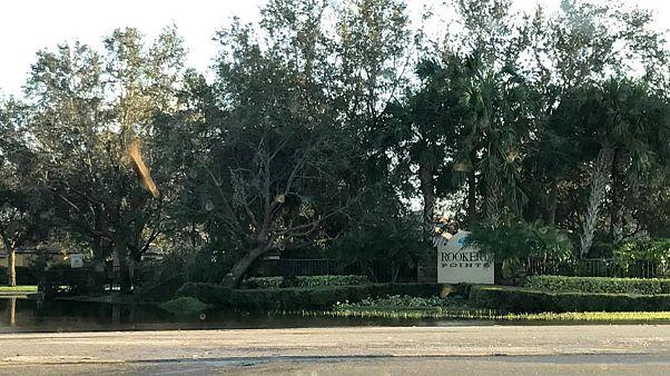 Exkluzív fotók a hurrikán tombolása utáni Floridából