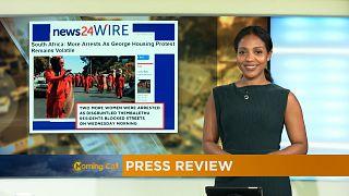 Revoir la revue de presse du 08-09-2017 [The Morning Call]