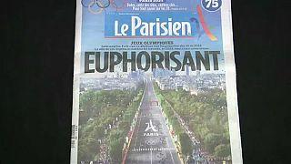 Acolhimento dos JO gera expetativas em Paris