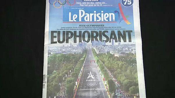 Olympische Spiele 2024 in Paris