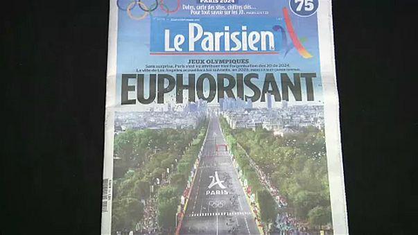 Олимпиада возвращается в Париж