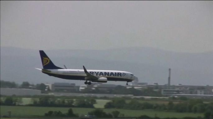 Belçikalı çalışanlar Ryanair'e açtıkları davayı kazandı
