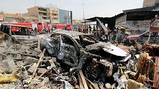 داعش يعلن مسؤوليته عن هجومين انتحاريين في جنوب العراق