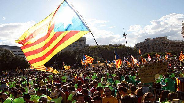 """Juncker: """"Katalonya'daki referandum sonucuna saygı duyarız"""""""