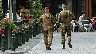 En Belgique, le spleen des militaires