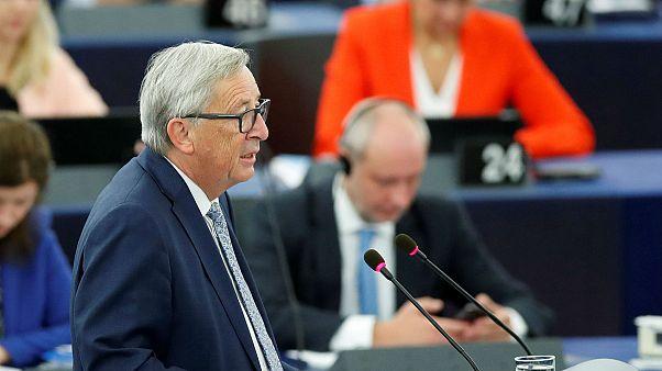 Juncker'den göçmen sorununa ilginç yaklaşım: Türkiye'nin iklimine daha alışıklar