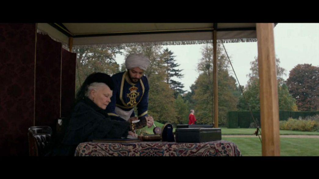 "Royal: Judi Dench in ""Victoria & Abdul"""