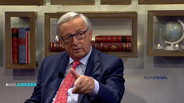 Les précisions de Jean-Claude Juncker