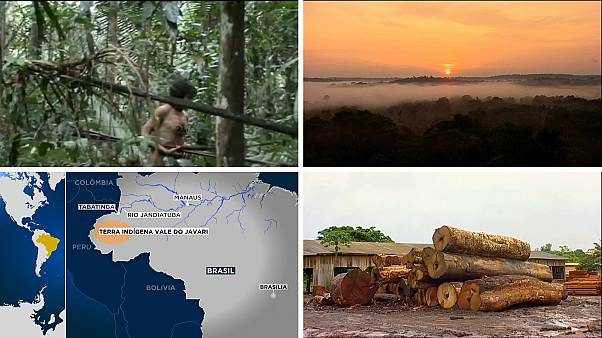 Massacre oculto na Amazónia