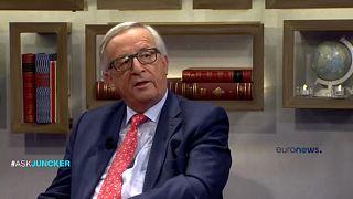 Juncker esclarece posição sobre referendo na Catalunha