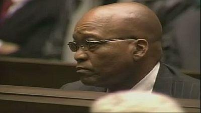 Afrique du Sud : le président Jacob Zuma face à la justice