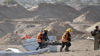 Irak'ta çifte saldırı: En az 60 ölü