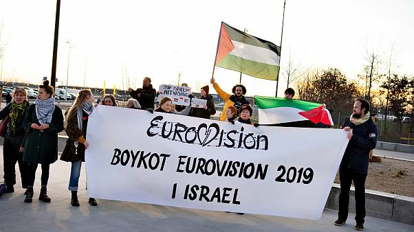 Image: Eurovision Song Contest boycott