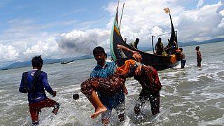 Uluslararası Af Örgütü: Myanmar'da köyler yakılıyor