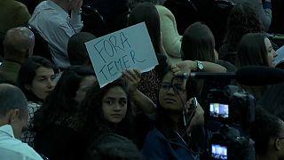 Brezilya lideri Temer'e yeni yolsuzluk suçlaması