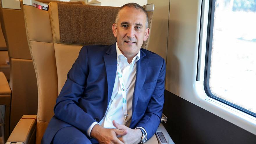 Επικεφαλής Ιταλικών Σιδηροδρόμων: «Είμαστε στρατηγικός επενδυτής της Ελλάδας»