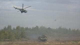 Zapad 2017: what you need to know about Belarus and Russia's military exercises