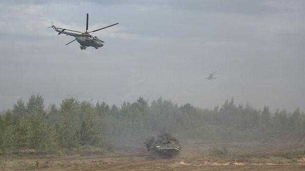 Zapad-2017 - kisokos az orosz-fehérorosz hadgyakorlathoz