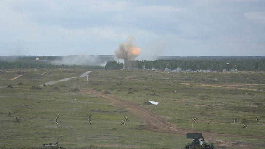 """Moscovo diz que preocupação da NATO é""""uma histeria """""""