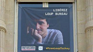 Turquie : 52e jour de prison pour le journaliste Loup Bureau