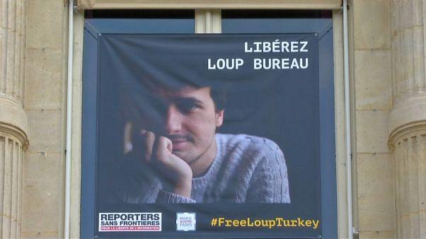Le Drian tutuklu Fransız gazeteci için Türkiye'de