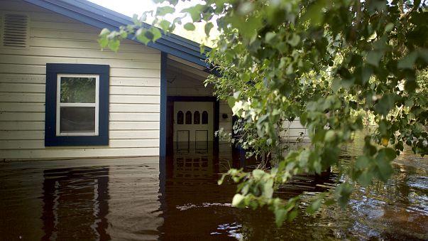 Több milliárd dolláros kár Floridában Irma után