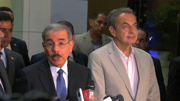 Diálogo entre Governo e oposição venezuelanos na Dominicana