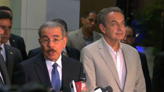 Caracas y la oposición se reunirán de nuevo el 27 de septiembre