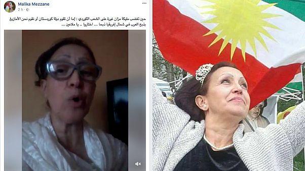 """كاتبة مغربية تدعو لـ """"ذبح العرب"""" بمساعدة إسرائيل والشيطان"""