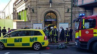 22 Verletzte nach Explosion in Londoner U-Bahn, Polizei spricht von 'Terror'