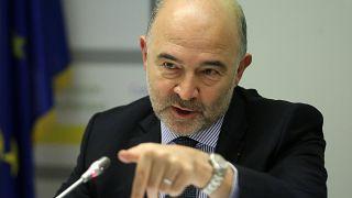 Μοσκοβισί: «Σημαντική» χρονιά για την Ελλάδα - Ντάισελμπλουμ: Πριν το τέλος του '17 η αξιολόγηση