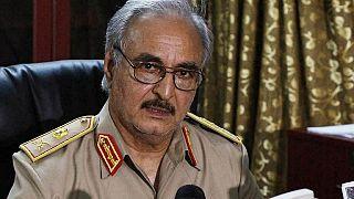Libye : le maréchal Khalifa Haftar sous la pression de la CPI
