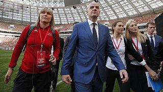 FIFA : la gestion d'Infantino reçoit des critiques