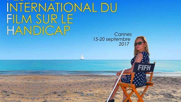 Le handicap s'affiche au cinéma à Cannes