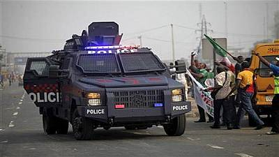 Police killed, 32 pro-Biafra supporters arrested in southeast Nigeria